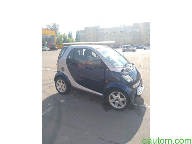 Smart Fortwo 2003 г - 5