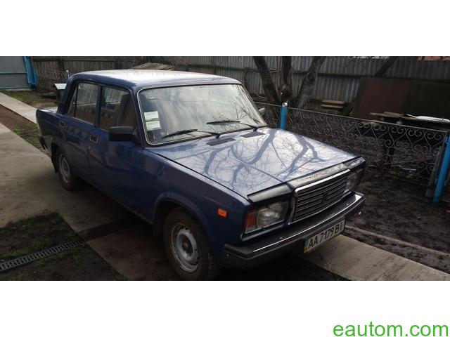 Продам автомобиль ВАЗ 2107 гаражного хранения - 4