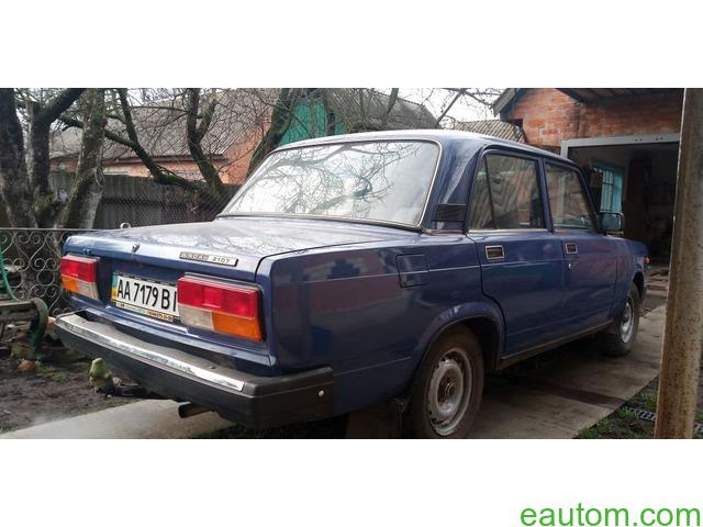 Продам автомобиль ВАЗ 2107 гаражного хранения - 5