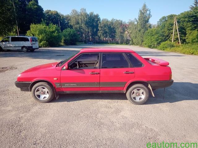 Продам ВАЗ 21099 - 2