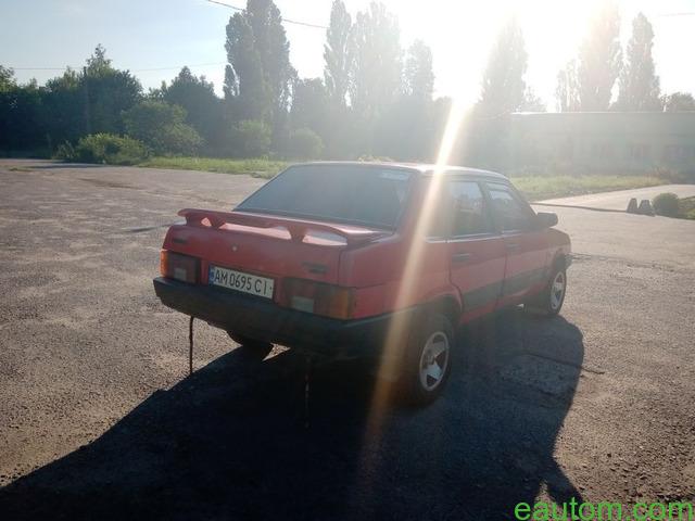 Продам ВАЗ 21099 - 3