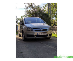 Opel zafira - Фото 1