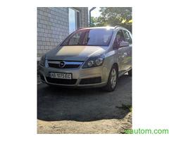 Opel zafira - Фото 2