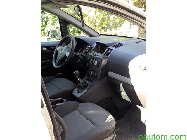 Opel zafira - 10