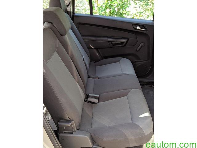 Opel zafira - 12