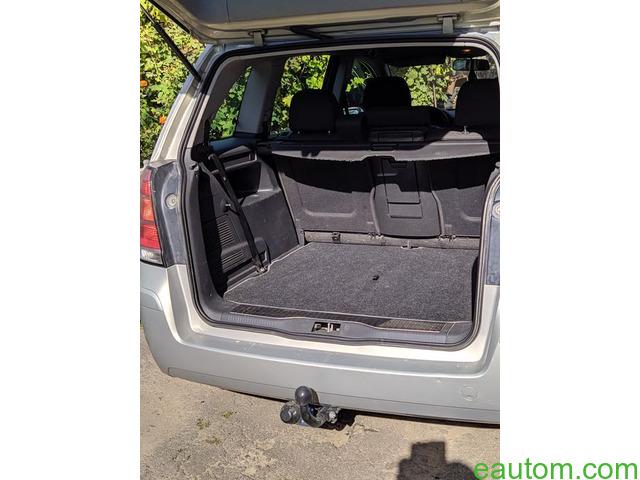 Opel zafira - 15