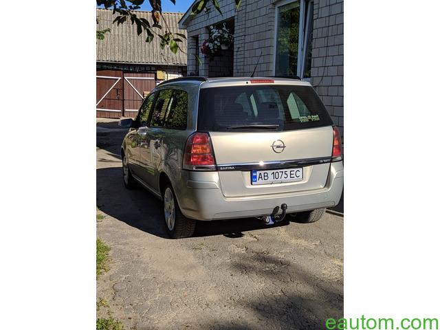 Opel zafira - 16