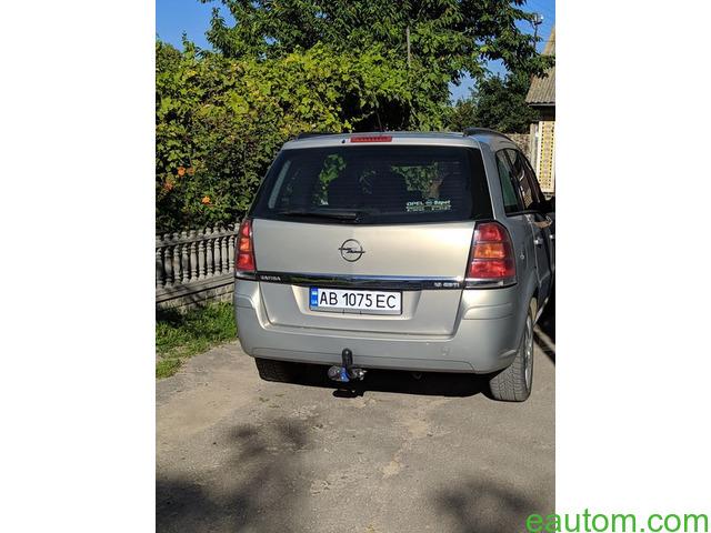 Opel zafira - 17