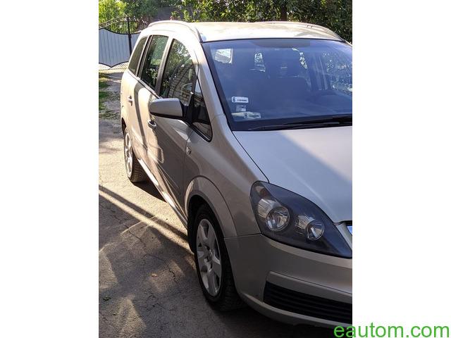 Opel zafira - 18