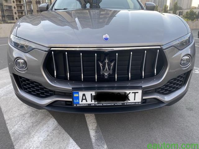 Maserati levante 2017 г - 8