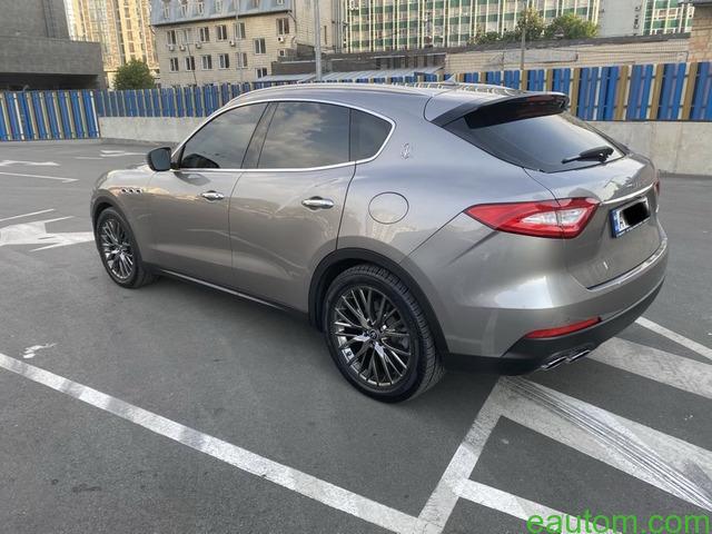Maserati levante 2017 г - 10