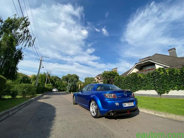 Mazda Rx 8 2007 год - 8