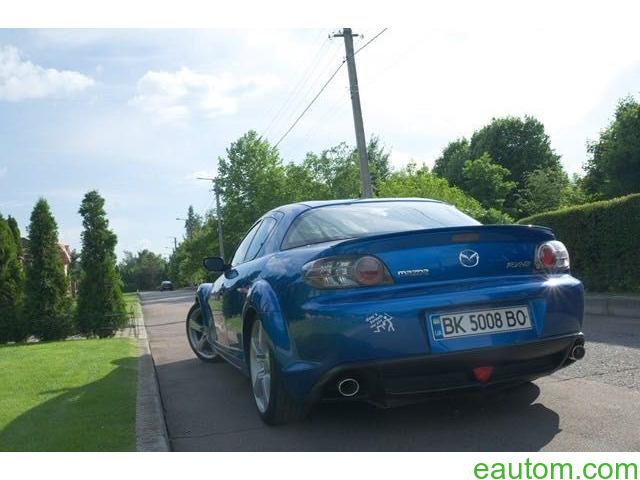 Mazda Rx 8 2007 год - 10