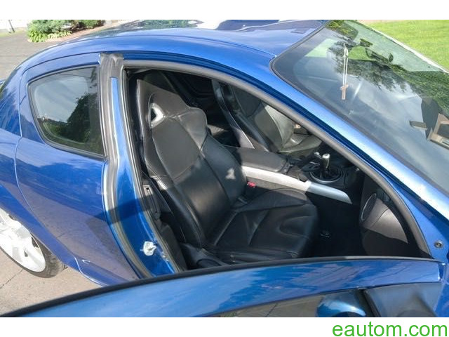 Mazda Rx 8 2007 год - 11