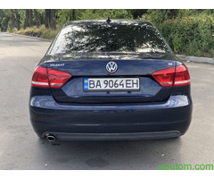 Volkswagen Passat B7 USA 2.5 SE gaz 4 - Фото 4