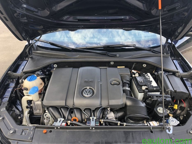 Volkswagen Passat B7 USA 2.5 SE gaz 4 - 5