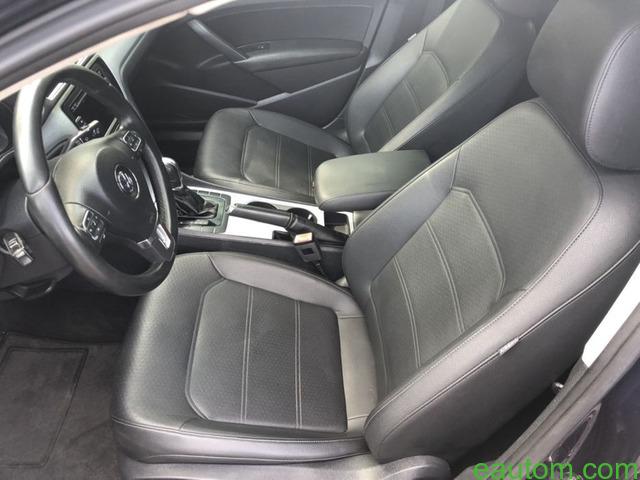 Volkswagen Passat B7 USA 2.5 SE gaz 4 - 6