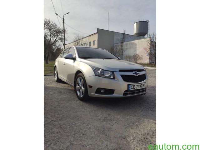 Продам Chevrolet Cruze 1.8 Газ/бензин - 11