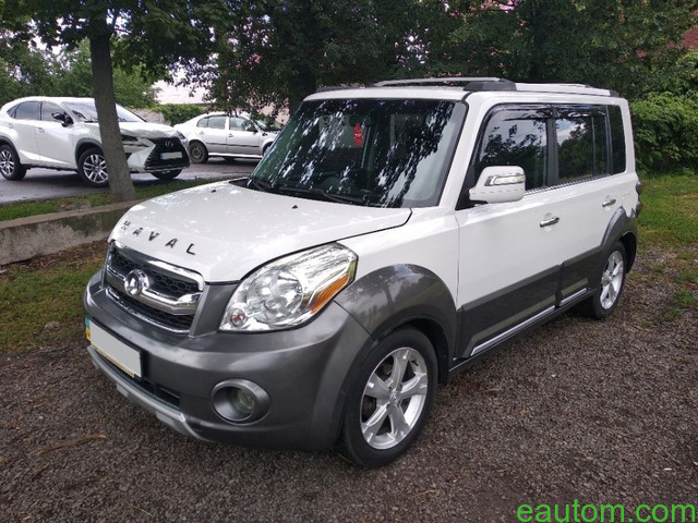 GREAT WALL Haval M2 - 2