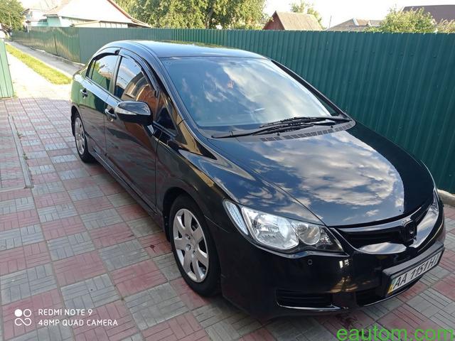 Civic 4d 1.8at - 1