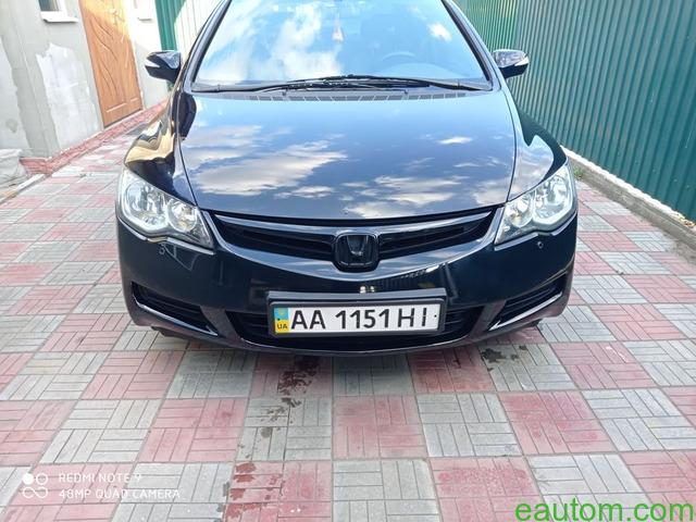 Civic 4d 1.8at - 6