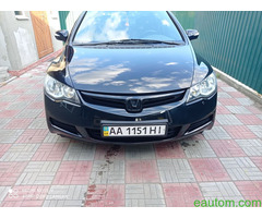 Civic 4d 1.8at - Фото 6
