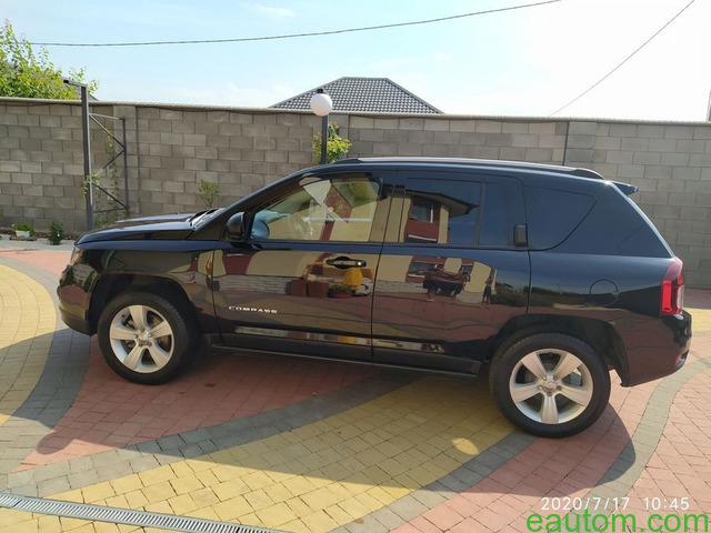 Jeep Compass 2.0 2015р - 1