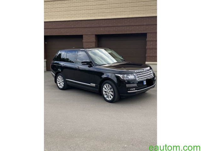 Range Rover supercharged vogue - 1