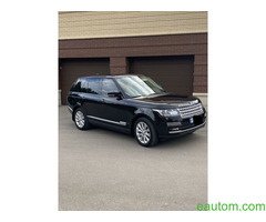 Range Rover supercharged vogue - Фото 1