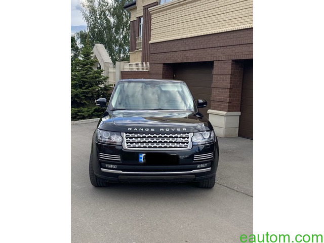 Range Rover supercharged vogue - 2