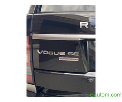 Range Rover supercharged vogue - Фото 3