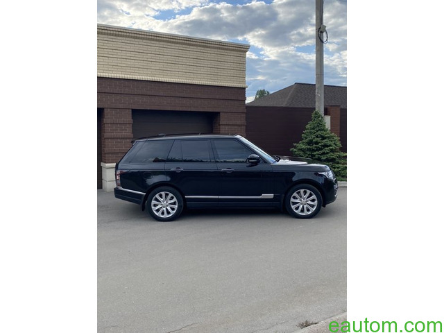 Range Rover supercharged vogue - 4