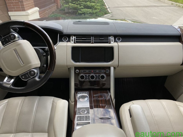 Range Rover supercharged vogue - 5