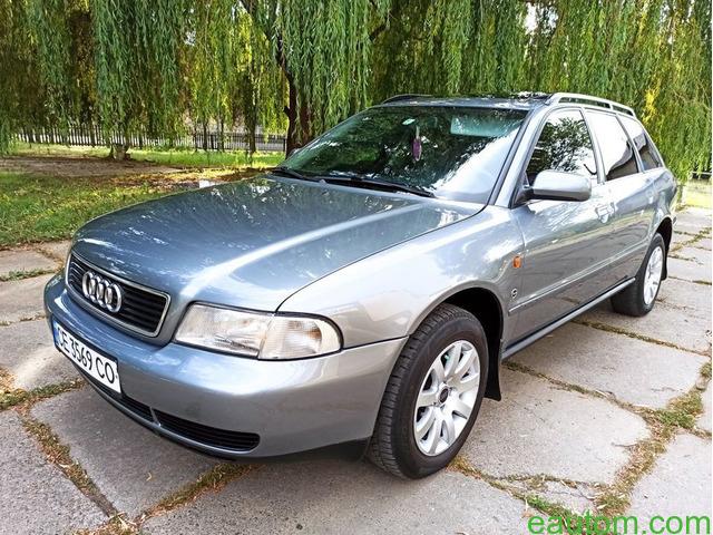 Audi A4 1.9TDi. - 8