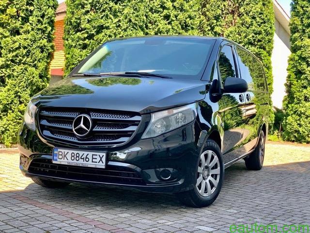 Mercedes Vito 116 Віто 2016р - 1