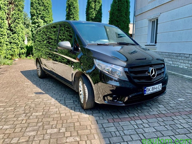 Mercedes Vito 116 Віто 2016р - 3