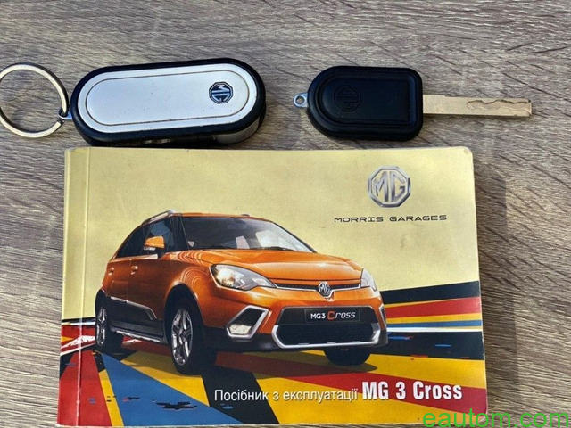 MG 3 Cross 1.5 AMT Comfort 2014 - 17