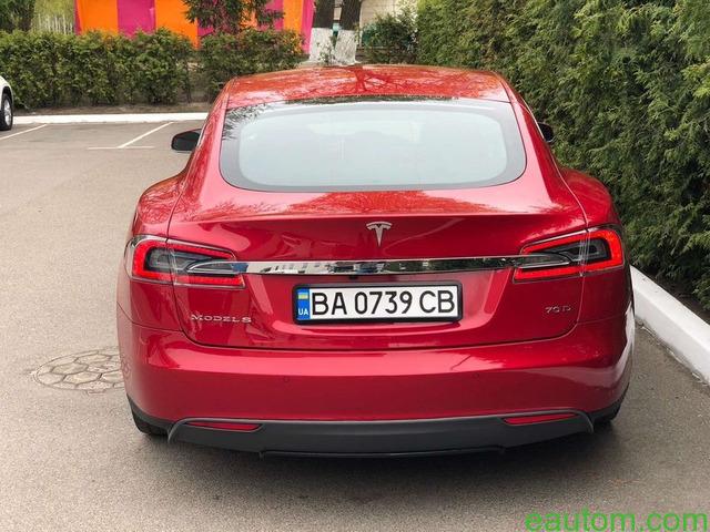 Tesla Model S70D - 7