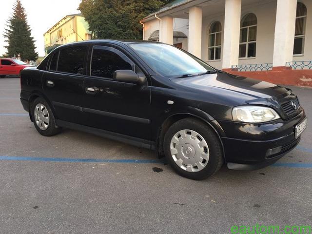 Opel Astra 2007 г. - 2
