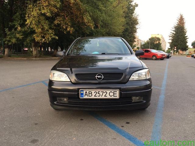 Opel Astra 2007 г. - 3