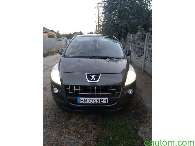 Peugeot 3008, Пежо 3008 - 2