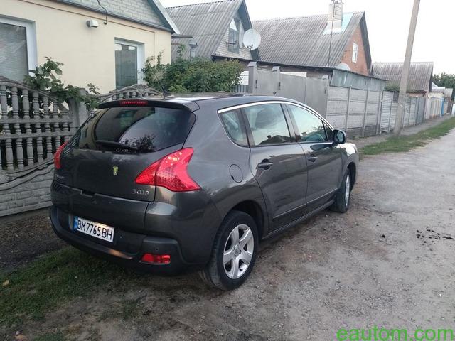Peugeot 3008, Пежо 3008 - 5