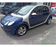 Smart forfour - Фото 1