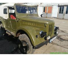 ГАЗ 69 А - Фото 1