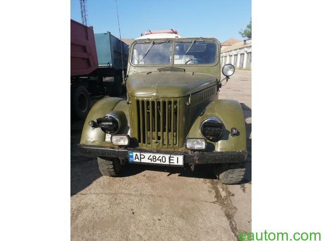 ГАЗ 69 А - 2
