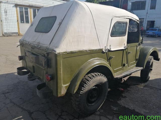 ГАЗ 69 А - 3