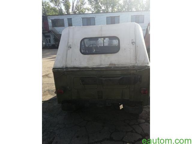 ГАЗ 69 А - 4