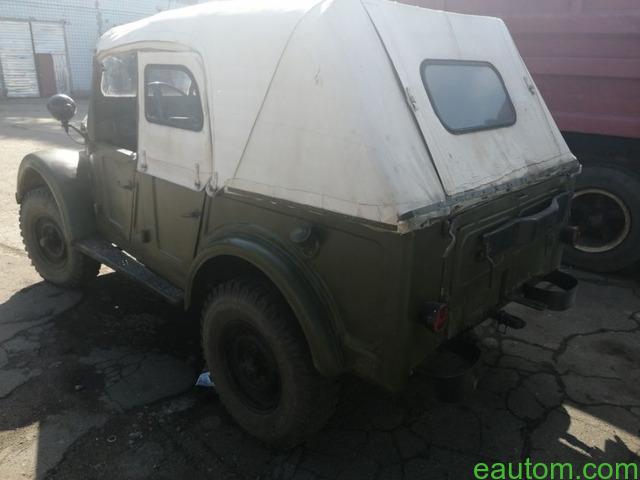 ГАЗ 69 А - 5