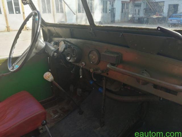 ГАЗ 69 А - 7