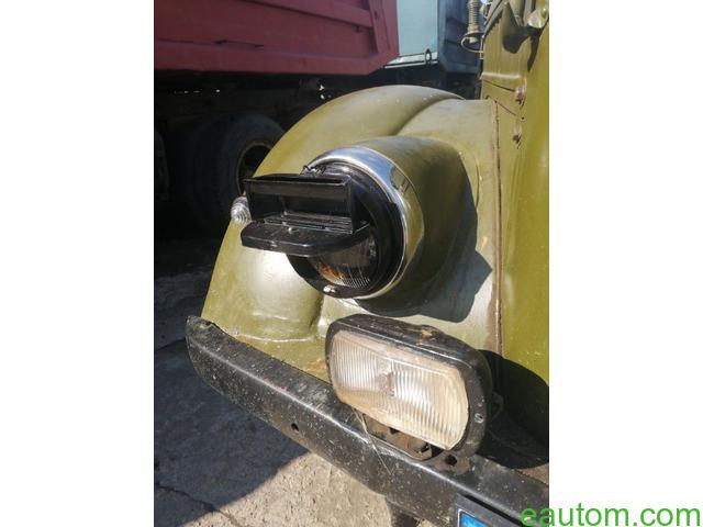 ГАЗ 69 А - 10